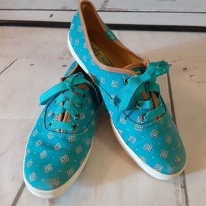 KEDS DESIGNED EUC LACE UP SNEAKERS